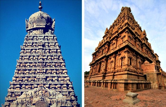 Big Temple in Tamilnadu