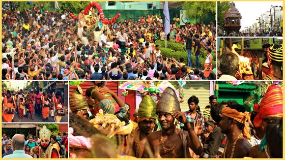 Chithirai Festival in Madurai
