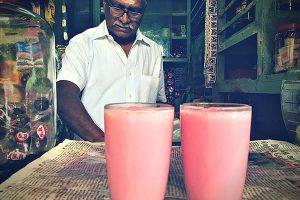 indian pamorama-food-south india-Rosemilk shop