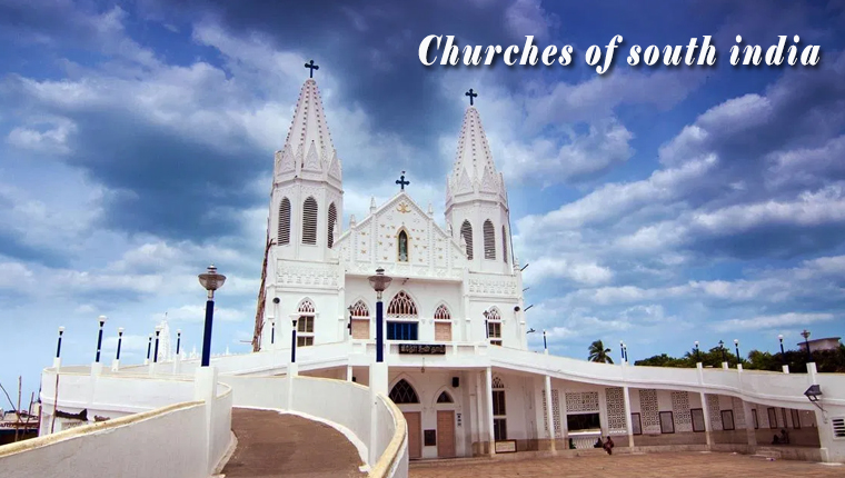 The Best Churches of South India