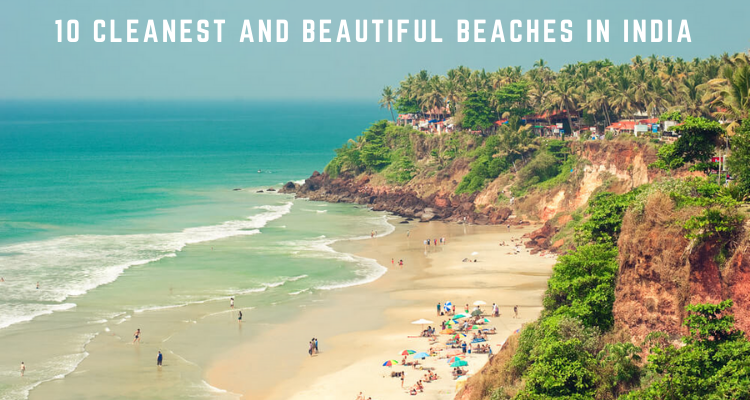 Cover Image for clean and beautiful beaches in India