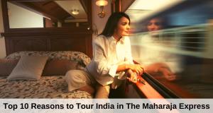 The Maharaja Express Experience