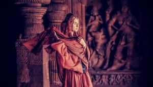 Solo Female Traveller Exploring Karnataka in India during Summer