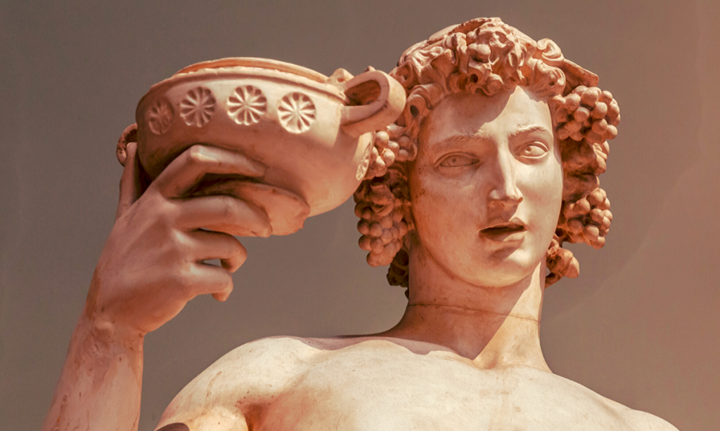 The Greco-Roman God of Wine and Ecstasy