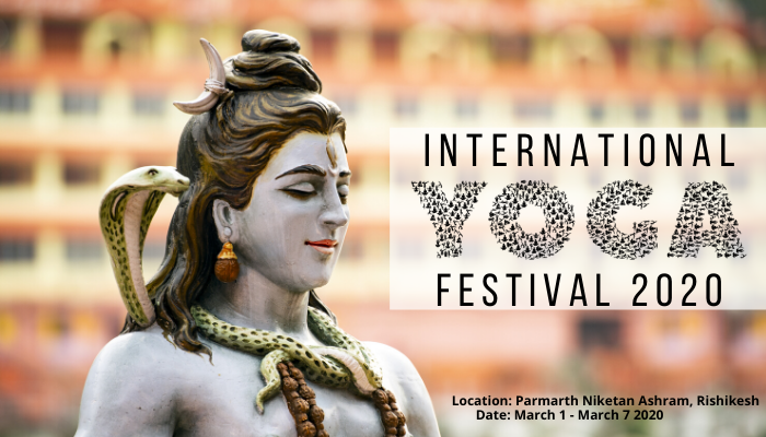 International Yoga Festival 2020