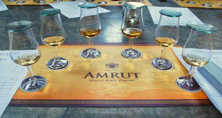 The Destiny of Amrut Fusion was Changed by Blind Tasting Tests