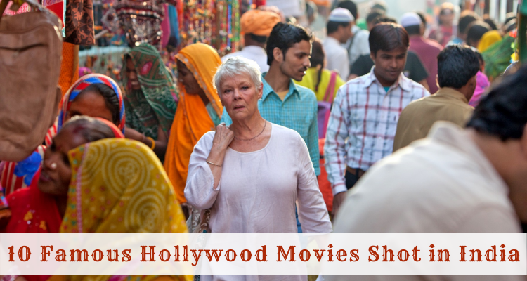 Famous Hollywood Movies Shot in India