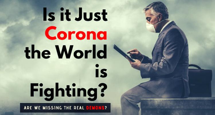 Corona vs Humanity