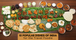 Popular Foods of India