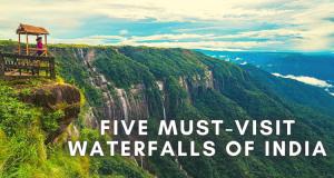Beautiful Waterfalls of India