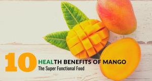 Health Benefits of Mango