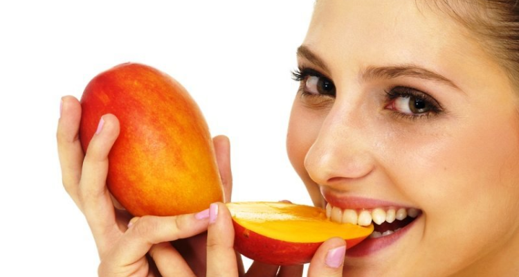 mango is good for your skin