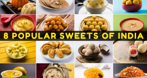 8 popular sweets of India