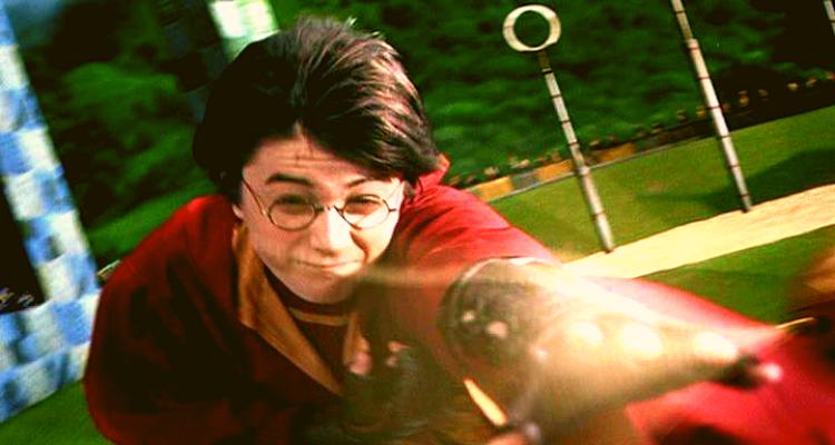 harry potter golden snitch seeker