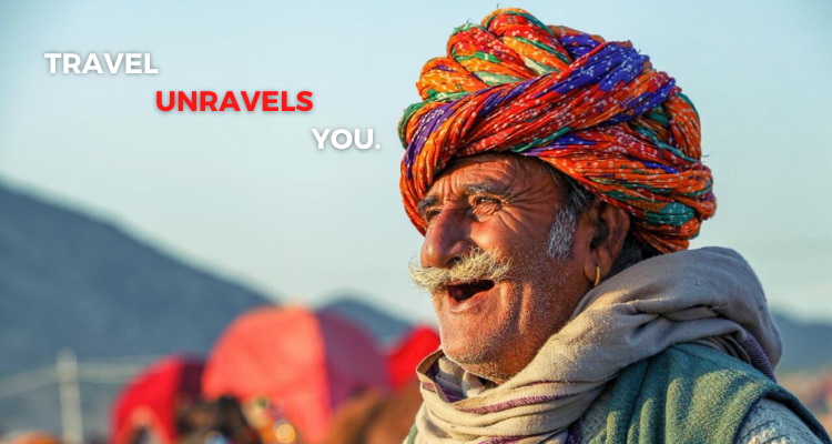 India is a colorful destination for all kinds of travelers of the world.