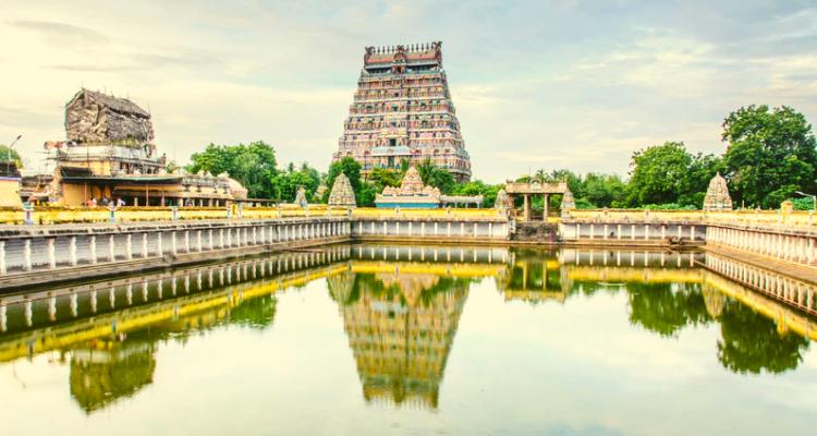 Chidambara Nataraja Temple