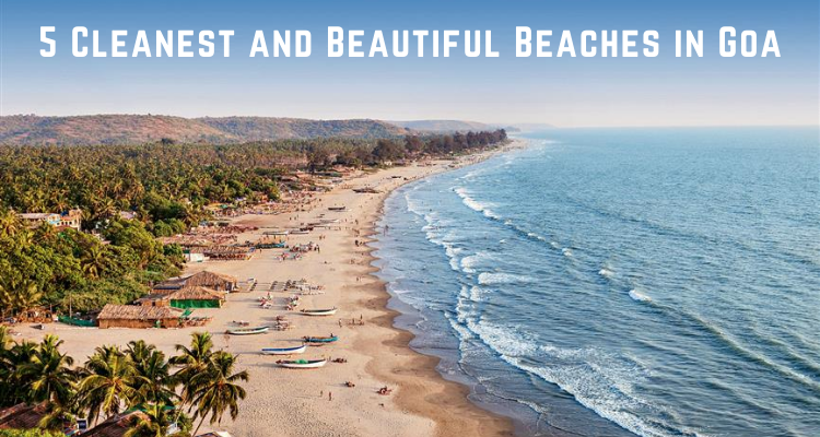 Cleanest and Beautiful Beaches in Goa