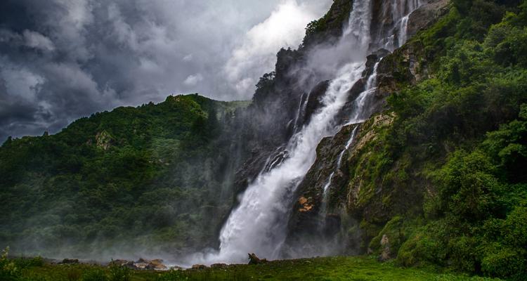Best Waterfall in Arunachal Pradesh - Nuranang Waterfalls