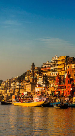 varanasi city of Temple