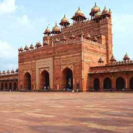 Activities in Agra