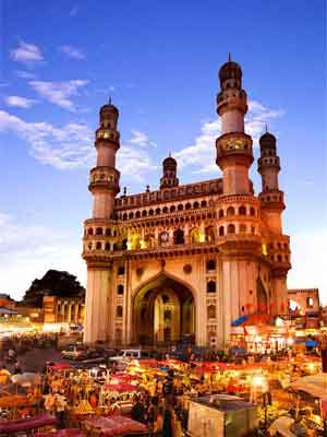 Historical-Hyderabad-indian-panorama