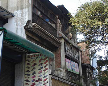 Ahmedabad shops & buildings