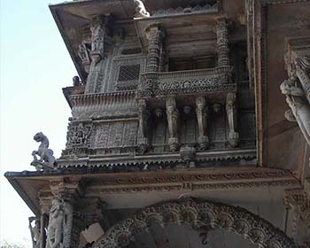 Hateesingh Jain Temple Amazing Sculpture Works