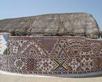 Decorative Walls, Shaam-E-Sarhad