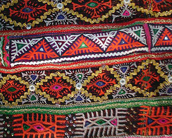 Traditional Embroidered Textiles