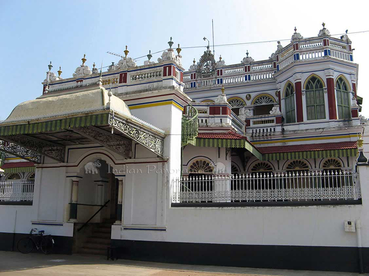 Royal Palace, Chettinad