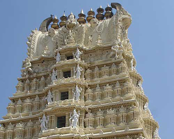 Chamundi Temple Near Mysore