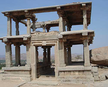 Temples At Hampi