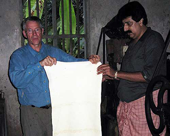Rubber Sheet At Mundackal