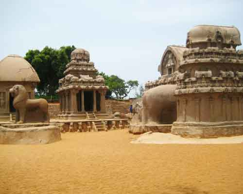 Mahabalipuram and Coast