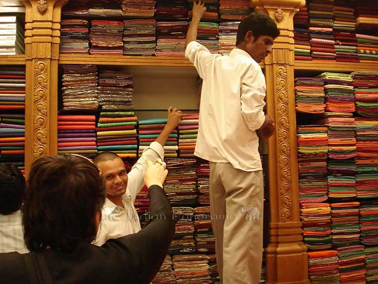The Choice In Fabric Shops Can Be Quite Overwhelming