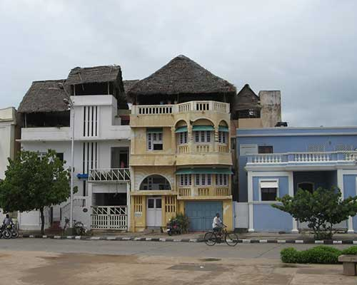 Near The Promenade, Pondicherry