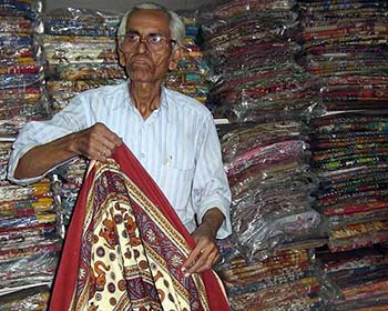 Jaipur Textile Shopping