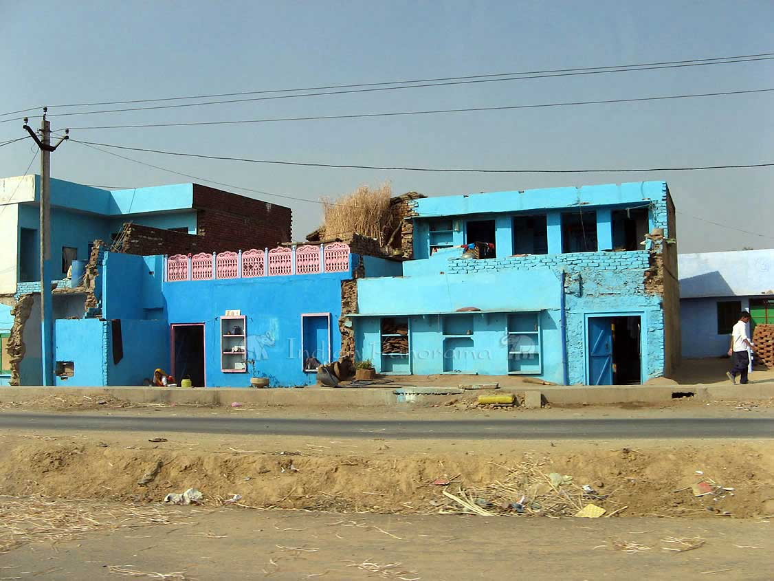 Colourful Villages In Rajasthan