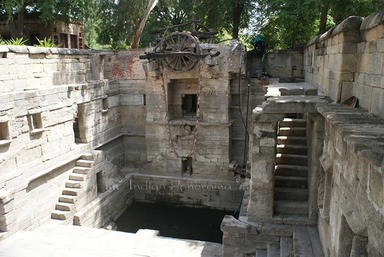 Traditional Step-Well In Southern Rajasthan