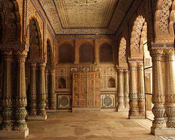 City Palace Interior Hall, Karauli