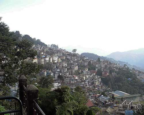 Sikkim - Kalimpong Views