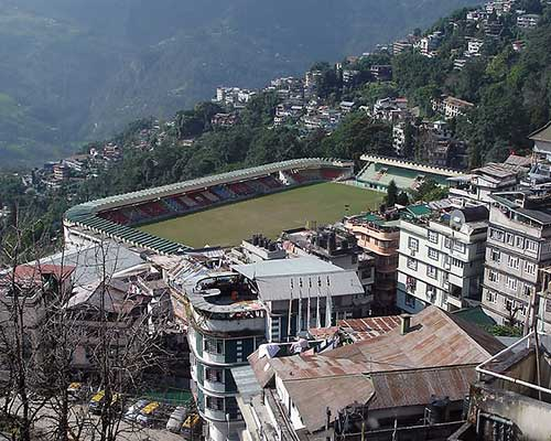 Views from Hotel Tibet, Gangtok