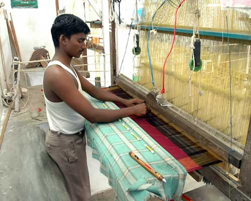 Cloth Making