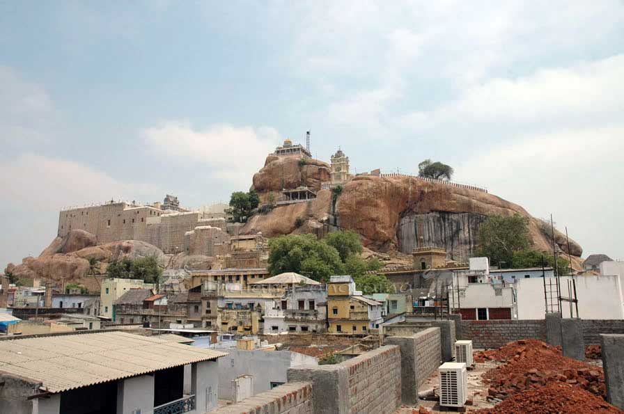Trichy Rock Fort Temple