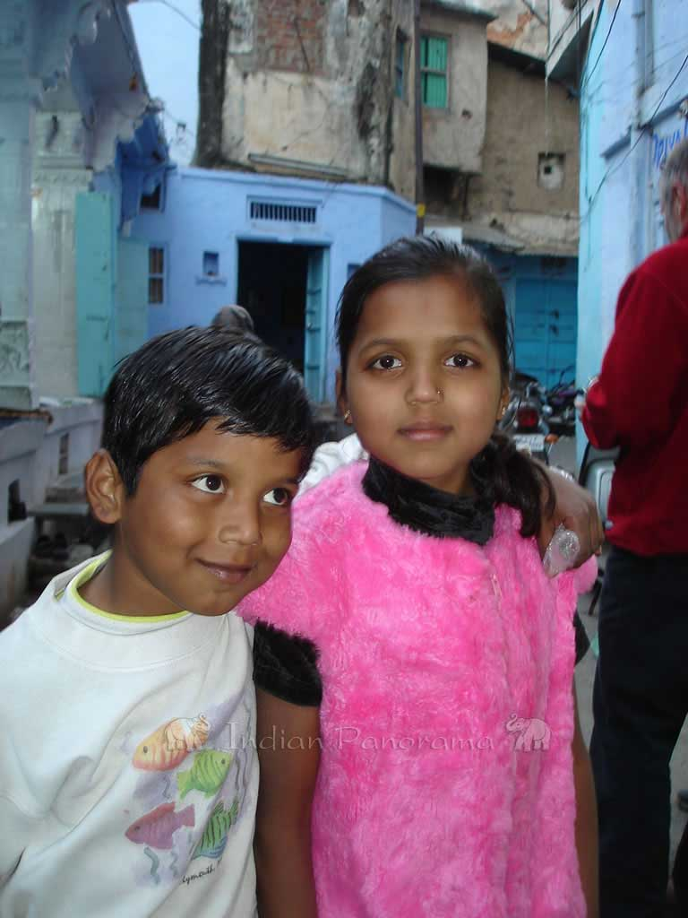 Udaipur Children