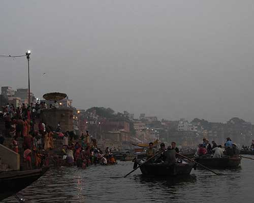 Ganges River Boat Ride