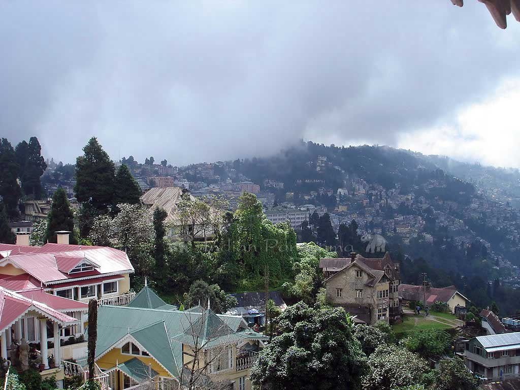 Views From Mayfair Hotel, Darjeeling