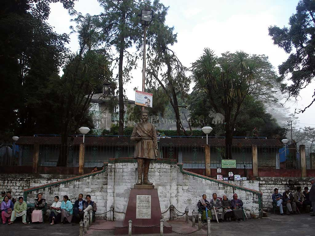 Memorial To Tenzing, Darjeeling