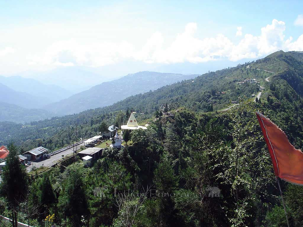 Kalimpong Mountain Scenery