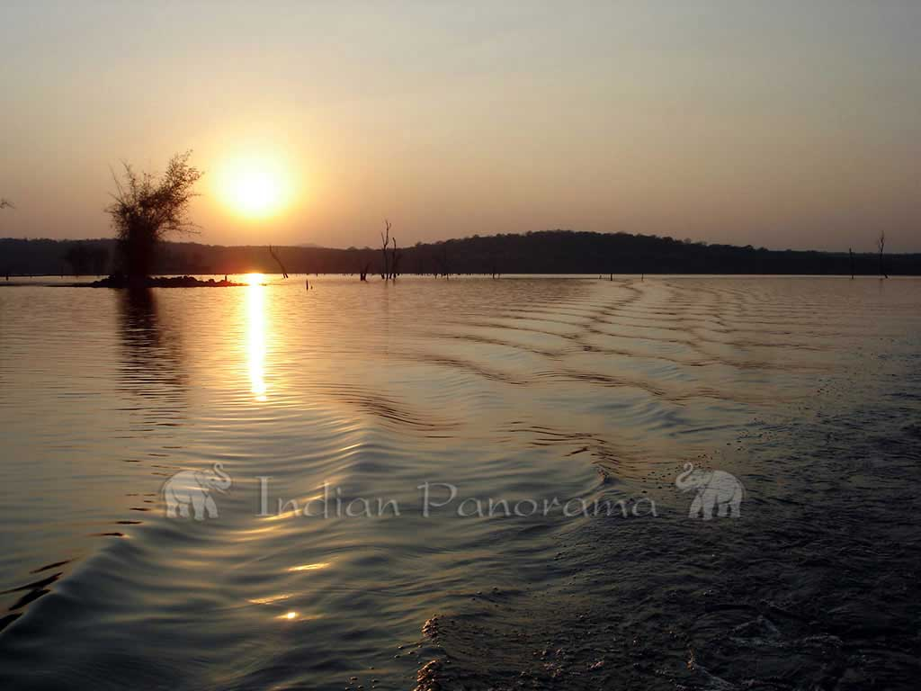 Kabini River Sunset